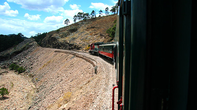 Copper Canyon Railway - Mexico