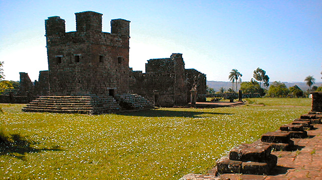 Jesuit Ruin of Trinidad, Paraguay
