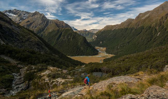 World's Best Trek - Routeburn Track