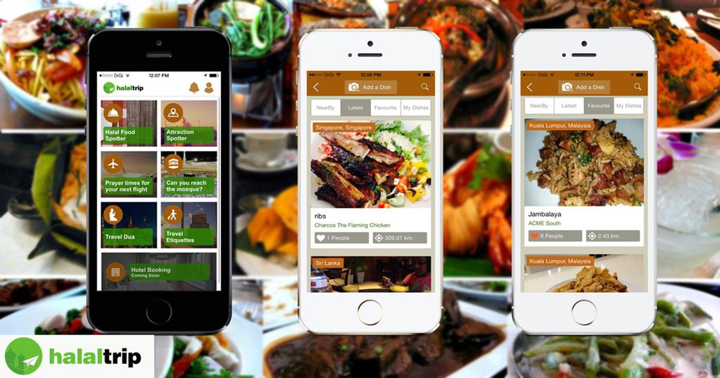 HalalTrip Malaysia Food Spotting Challenge