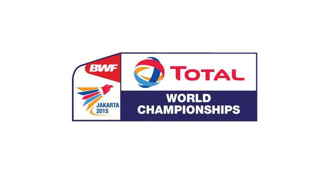 BWF World Championships 2015 in Jakarta