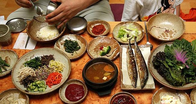 Korean Delivery Food App