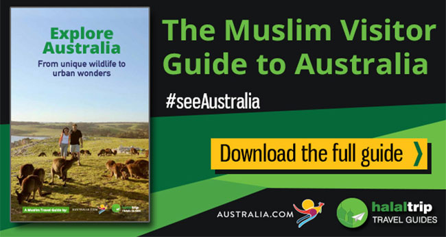 The Muslim Travel Guide to Australia