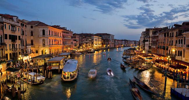 Exploring Venice's Grand Canal