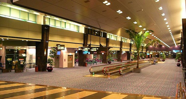 Facilities for Muslim Passengers at Changi Airport