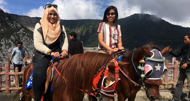 HalalTrip Contest Winner Natasa Liyana's Trip to Bandung - Day 2