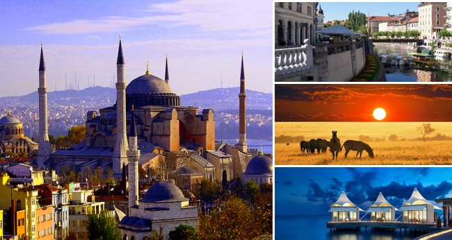 Newest Muslim-Friendly Tour Packages Launched by HalalTrip!