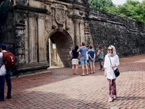Day 1 in the Philippines with Ruzainah - Manila