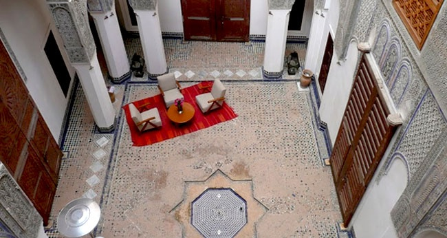 Why You Should Stay Over at a Riad - Morocco's Enchanting Traditional Houses