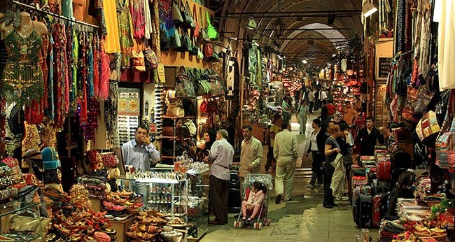 Why the Grand Bazaar of Istanbul is Considered the World's Greatest Market