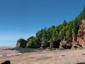 Why a Trail Along Canada's Beautiful Bay of Fundy is Truly Astounding