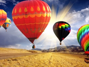 6 Reasons Why Hot Air Ballooning is an Exhilarating Experience