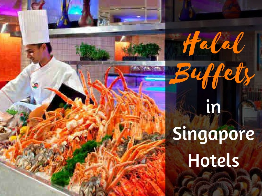 The Best Halal Buffets in Singapore Hotels