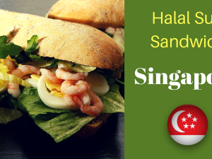 5 Places for the Best Halal Sub Sandwiches in Singapore