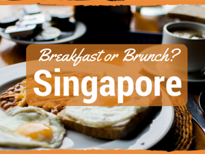 5 Great Halal Breakfast or Brunch Spots in Singapore