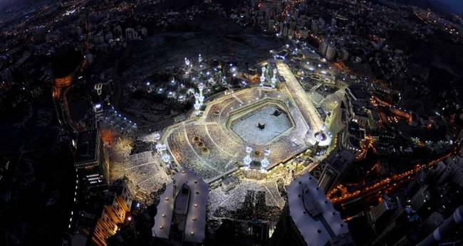 Masjid Al Haram Saudi Arabia Mekkah Mecca