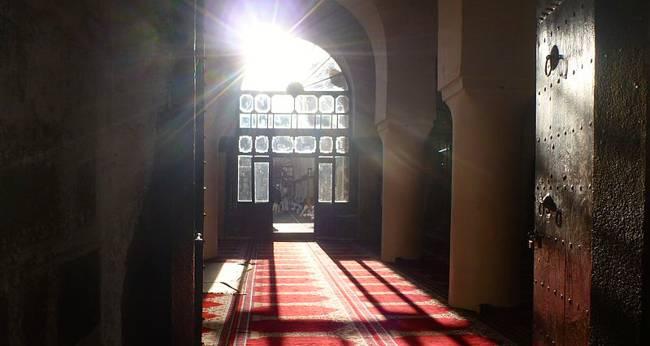 The Great Mosque of Sanaa Al Jami Al Kabir bi San a Sana'a Yemen