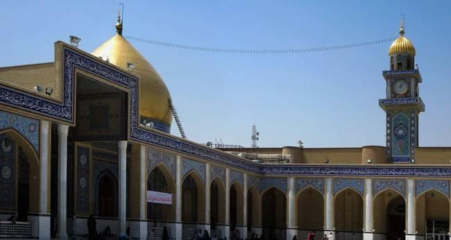 The great mosque of Kufa Iraq masjid