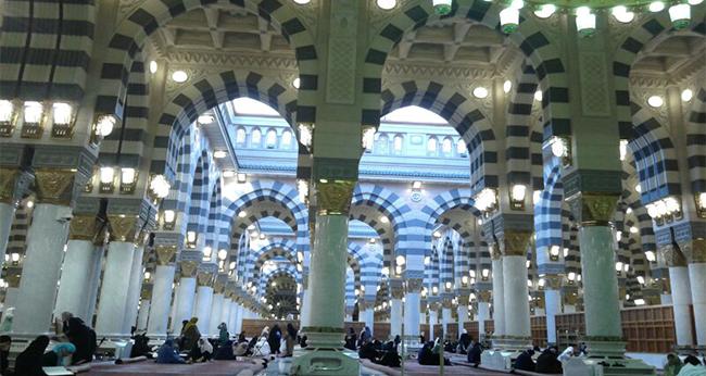 Al Masjid An Nabawi Saudi Arabia Madinah Medina