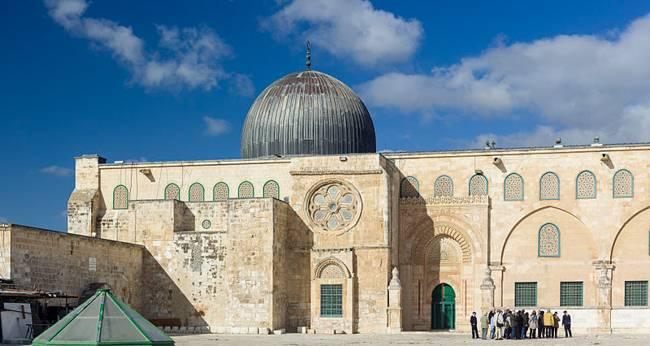 Al Aqsa Mosque Masjid Jerusalem