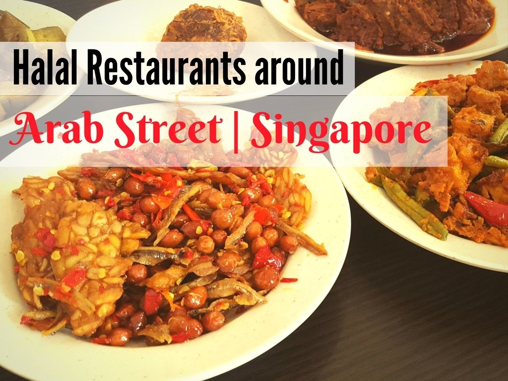 10 halal restaurants around arab street that you should try for Arab cuisine singapore