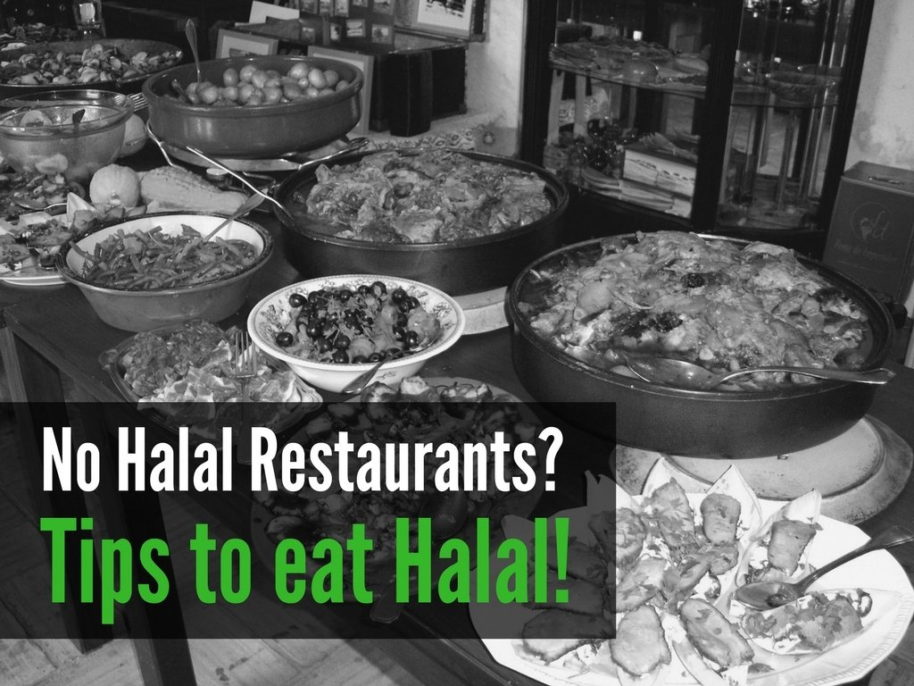 tips to find halal food when traveling. Black Bedroom Furniture Sets. Home Design Ideas