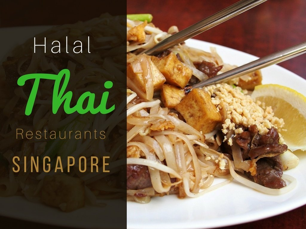 6 of the best halal thai restaurants in singapore. Black Bedroom Furniture Sets. Home Design Ideas