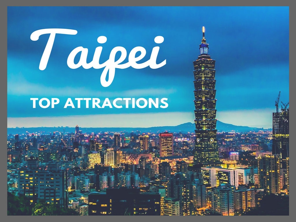 Must See Attractions In Taipei For Every Muslim Traveler