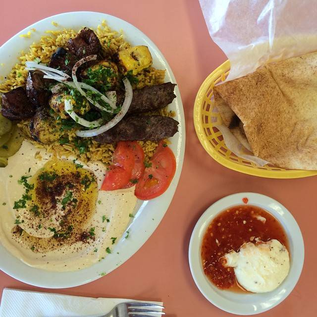 10 halal restaurants around arab street that you should try for Classic kebab house stechford