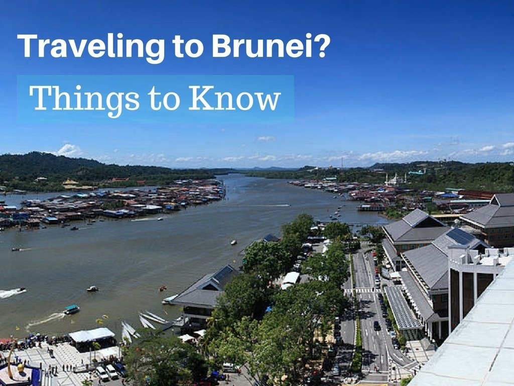 10 Things a Muslim Traveler Should Keep in Mind When Visiting Brunei