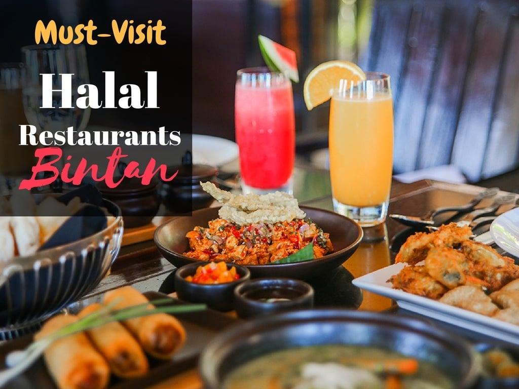 5 Must-Visit Halal Restaurants in Bintan