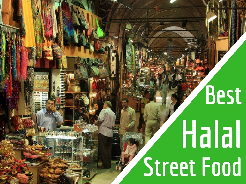7 Destinations with the Best Halal Street Food