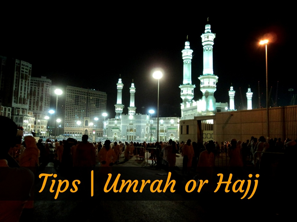 5 Tips for Your Journey During Umrah or Hajj