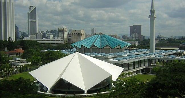 Masjid Negara Kuala Lumpur Malaysia