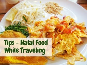 8 Tips to Eat Halal Food While Traveling