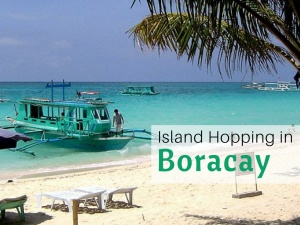 5 Options for an Island Hopping Adventure in Boracay