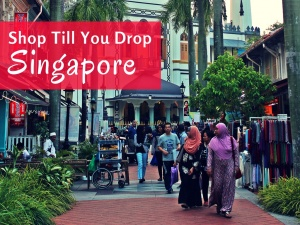 3 places in Singapore to shop till you drop