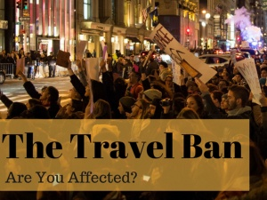 1 in 4 Muslim Travelers will be Impacted by the Recent Travel Restrictions