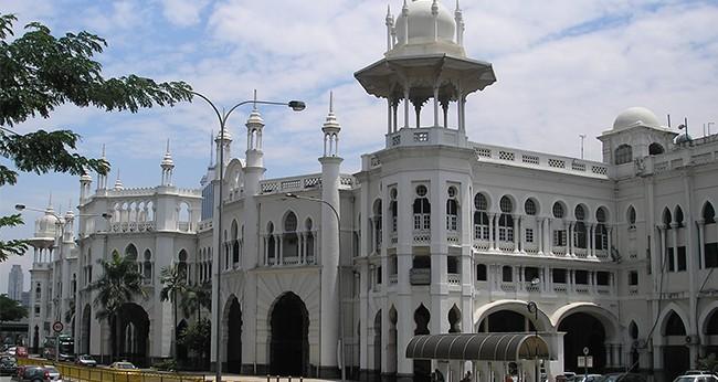 Kuala Lumpur Railway Station KL Malaysia