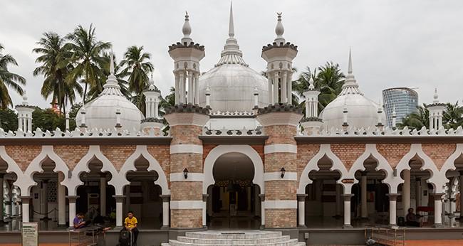Masjid Jamek KLCC Kuala Lumpur Malaysia