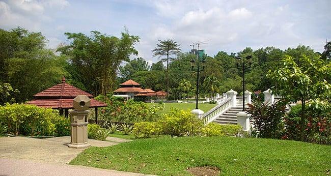 Lak Garden Kuala Lumpur KL Malaysia