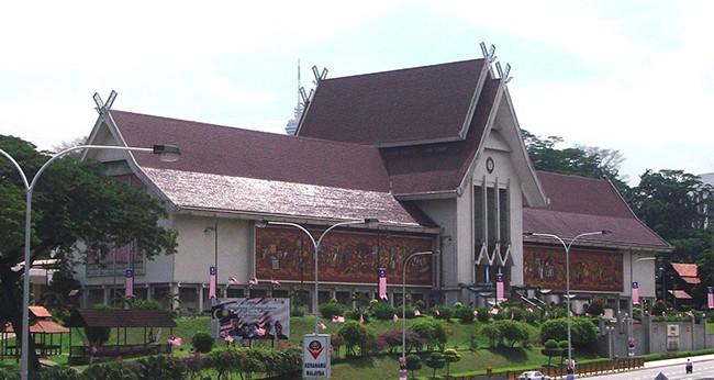 National Museum Malaysia Kuala Lumpur Muzium Nasional