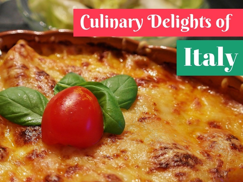 The Culinary Delights of Italy