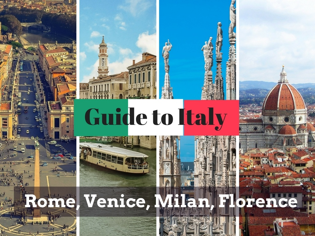 A Muslim Traveler's Guide to Italy: Halal Food in Rome, Venice, Milan and Florence