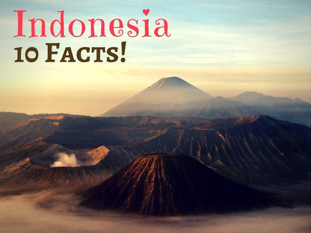 10 Facts You Didn't Know About Indonesia