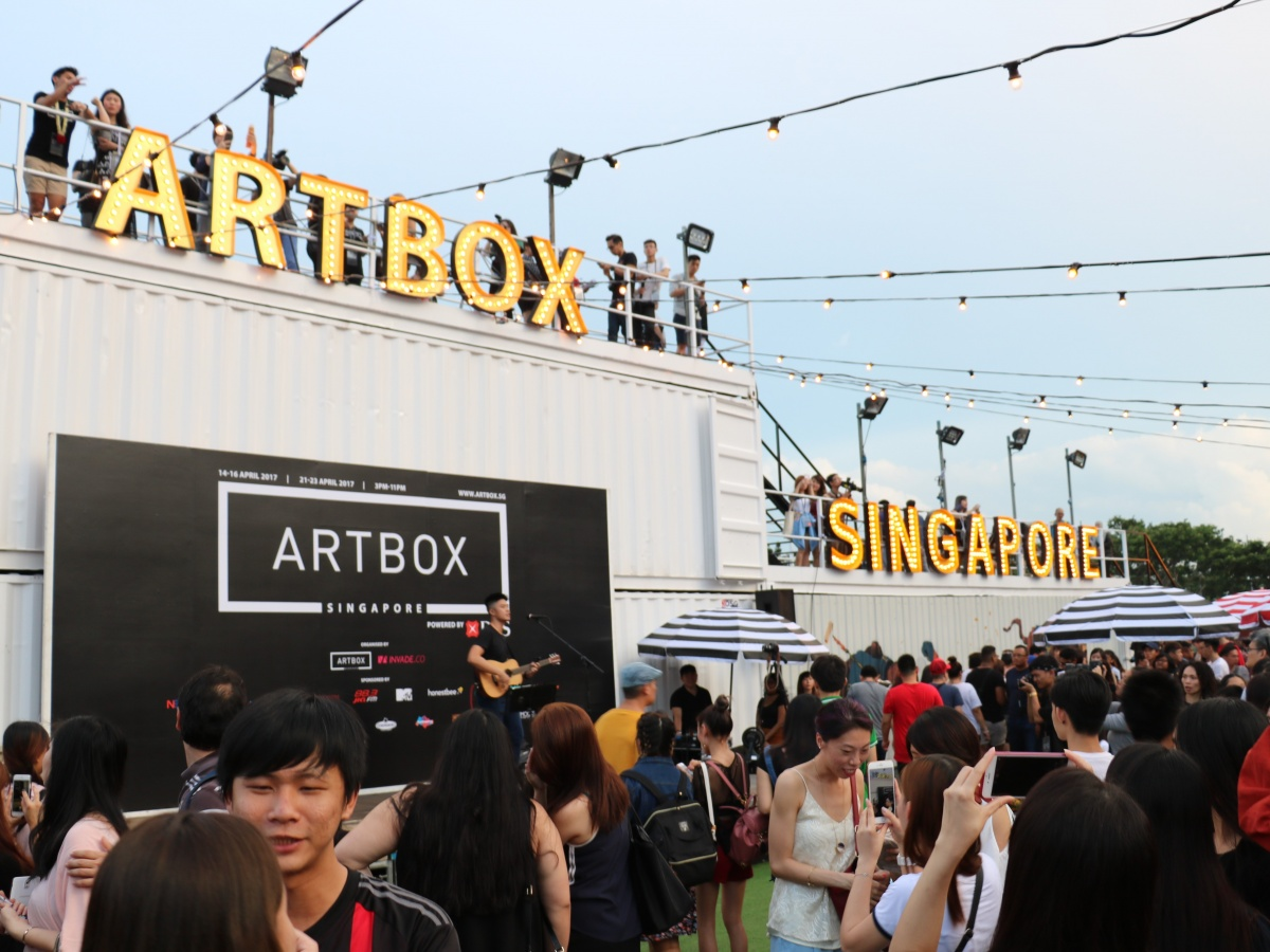 Survival 101: Artbox Singapore and Where to Find Halal Food
