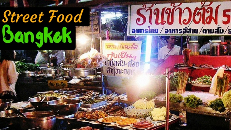 A Muslim Traveler's Street Food Guide to Bangkok