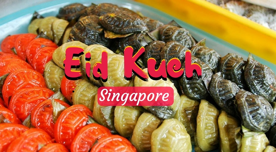 5 Popular Eid Kueh in Singapore