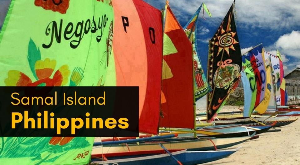 5 Reasons Why You Should Visit Samal Island
