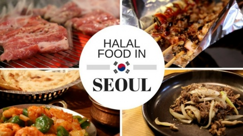 5 Must-Visit Halal Restaurants in Seoul